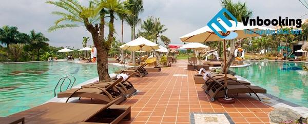 Top khách sạn Hà Nội giá tốt, Asean Resort