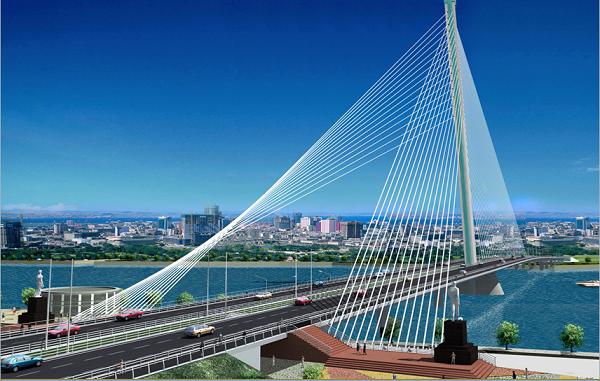 Đà Nẵng – Thành phố của những cây cầu, cầu Trần Thị Lý