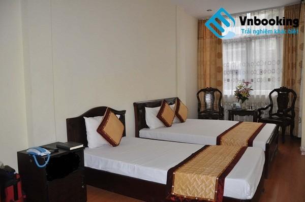 Khách sạn Hà Nội giá rẻ bất ngờ, khách sạn A25 Đội Cấn