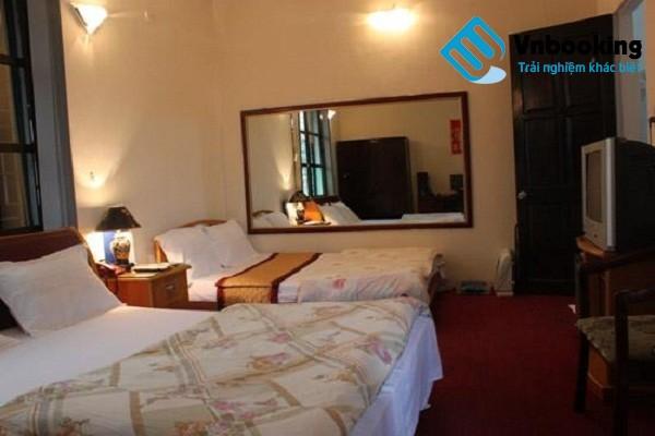 Khách sạn Hà Nội giá rẻ bất ngờ, Khách sạn A25 Hoàng Quốc Việt
