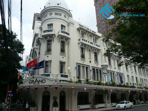 Khach san Grand Saigon