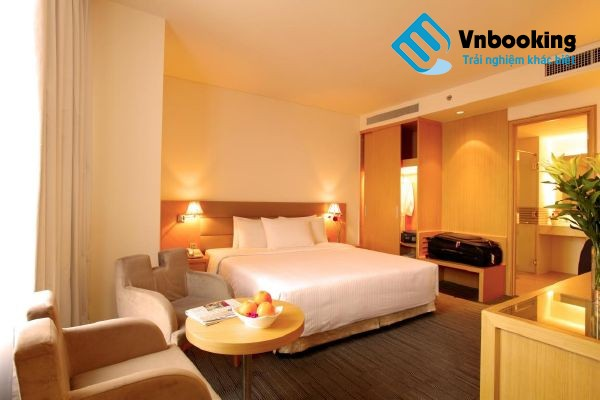 Một số khách sạn nổi tiếng tại Sài Gòn, khách sạn Liberty 2 Sài Gòn