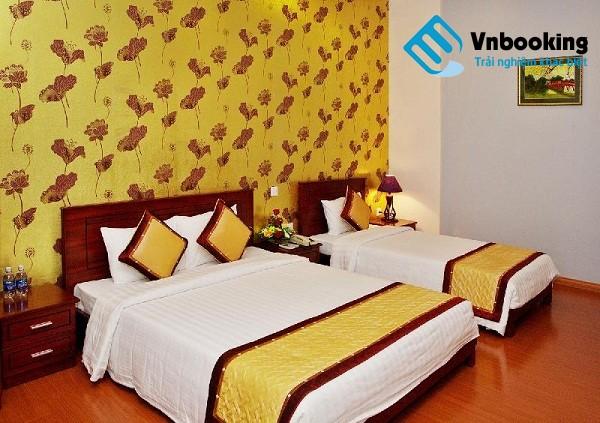Top khách sạn Hà Nội giá tốt, khách sạn New Vision