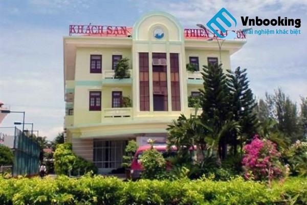 Khám phá resort Thiên Hải Sơn Phú Quốc